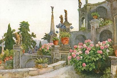 In The Garden, Isola Bella
